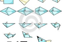 origami / składanie papieru