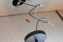 recessed lighting to hanging