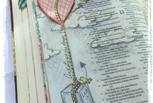 Proverbs--Bible Journaling by Book / Bible Journaling examples from the book of Proverbs