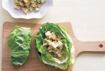 Recipes - Lunches, Picnics, Sushi and spring rolls