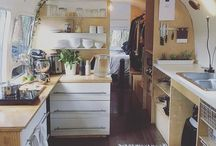 Camper/caravan interieur