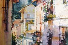 Doorkijkje Arno Italië