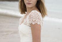 Créations Lambert 2017 / Robes de mariées www.dismoioui.be 081.22.97.11 Sur rendez-vous Lambert créations Wedding dresses Mariée bohème