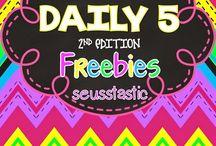Classroom- daily 5