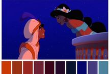 color palettes for inspiration {BIG MAGIC}
