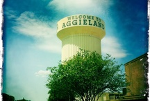 Aggieland! / by Camille Courville