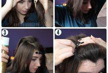 Hair... Big Beautiful Hair / by Jessie Hutchinson Silliman