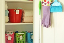 Linen Closet  / by Sister Save-A-Lot / Antoinette Peterson