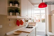 Kitchen listing inspiration wall
