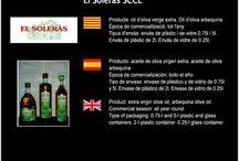 Agrícola i Secció de Crèdit de El Soleras SCCL / Cooperativa d'Oli del Soleras