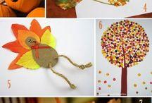 Efterårskreativitet