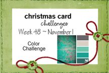 Challenges - Christmas Cards