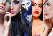 Internetes smink & testfestő verseny - Online make-up contest