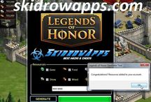 Legends of Honor Hack and Cheats Tool