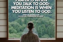 Meditation / Everything about meditation