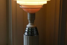 Lamp / Art deco lampen