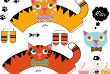 ANIMAUX - CREATIONS PAPIER