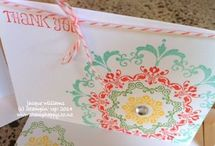 Quick and Beautiful Stampin' Up! Cards / Easy, Quick to create Stampin' Up! projects and cards