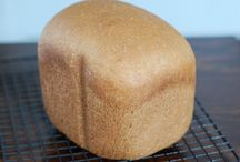 Breads and bread maker recipes
