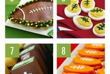Tasty Things - Football Sunday / by Stephanie Crump