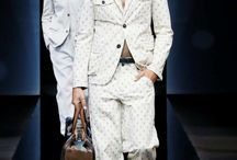 Giorgio Armani Men's Spring Summer 2017 Fashion Show / Discover more about the collection: http://www.armani.com / by ARMANI