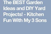 best garden's ideas
