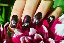 Nail art tutorials / How to use the smART nails stencils or other products related to them