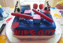 Wipeout cakes
