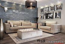 Macazz stijl banken gemaakt door H&B Lifestyle Collection ® / #velvet #fluweel #velours #mooi #banken #luxebanken