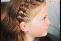 Children plaits