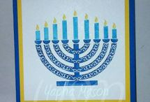 cards Hannukah / by Julie Robinson