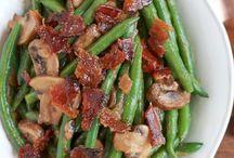 Salads, soups & sides