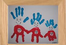 Handprint Arts and Crafts