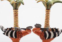 Ardmore Ceramics Candle Sticks