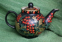 If I had a teapot collection / by Nancy Byrne