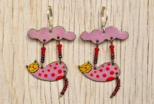 cat necklaces, cat earrings, cat lovers, cat jewelry,