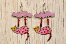 cat necklaces, cat earrings, cat lovers, cat jewelry,