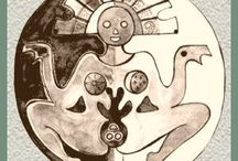 Goddess Guidance - August - Mama Quilla / by Susan Scott