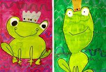 Thema: De kikkerprins