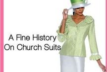 Church Suits / Church suits