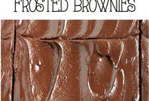 Recipe - Sweets, Brownies