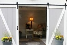 She Sheds and Craft Rooms / Ideas, Interior, DIY, Home Depot, Plans, Craft, Office, Studio, On A Budget, With Loft, Bohemian, Inspiration, Shabby Chic, Sewing, Cottage, Boho, With Bathroom, Workshop, Yoga, Garden, Bedroom, Organization, Makeover, How To Build A, Farmhouse, Modern, Trailer, Vintage, Pallet, Camper, Tiny, Wine, Reading Nook, White, Walls, Corner, Landscaping, Flooring, Houses, Before And After, Woman Cave, Cheap, Rustic, Decor, Backyard, Exterior, Greenhouse, Salon, Australia, Gym, Art