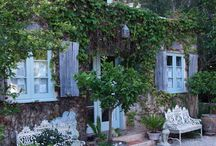 Beautiful Properties / I love old, characterful properties... especially French ones!