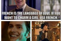 Doctor Who related