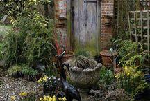 Old secret gardens