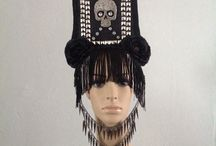 My Custom made Headpieces/Accessories / These are headpieces and other things made by me..