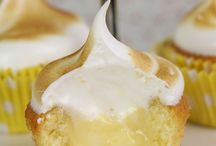 muffin citron fondant
