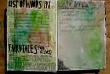 art journal inspiration / by Erin Koirtyohann