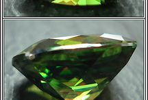 Sphene / Sphene Rings & Jewelry