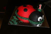My cakes / Birthday cakes I've made